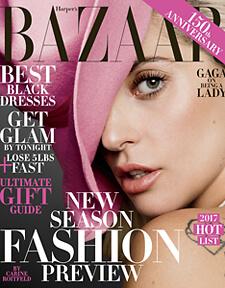 DermaSweep Harper's Bazaar